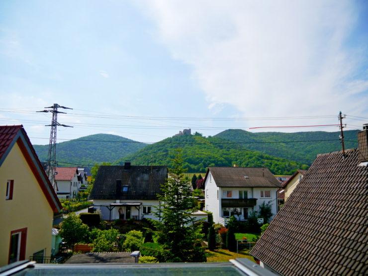 Dachgeschoss- Wohnung in ruhiger Lage von Neustadt- Diedesfeld