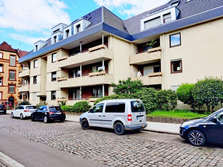 3 ZKB Wohnung mit 2 Loggien, Kellerraum und TG-Stellplatz in  Landau in der Pfalz
